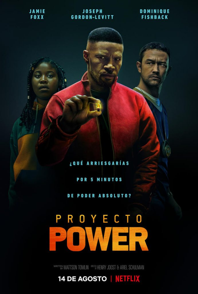 Póster de 'Proyecto Power'. (Fuente: Netflix)