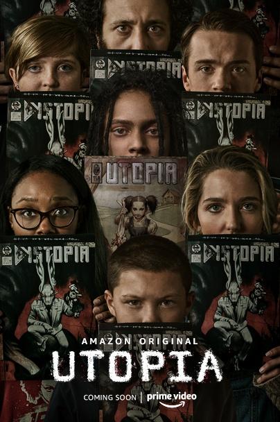 Póster de 'Utopia'. (Fuente: Amazon Prime Video)