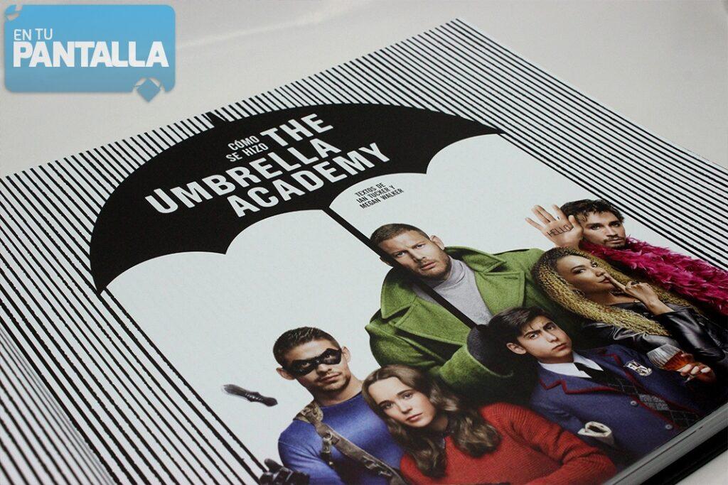 'The Umbrella Academy', un vistazo al libro de arte de Norma Editorial • En tu pantalla