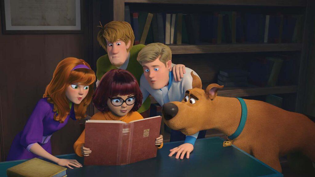 Crítica de '¡Scooby!'