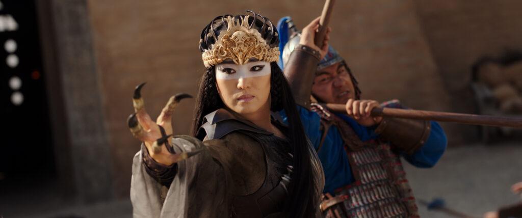 Gong Li como Xianniang en 'Mulán' (Fuente: Disney)