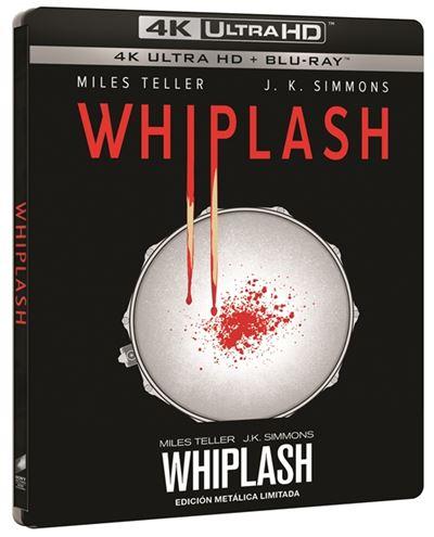 'Whiplash' llega en 4K Ultra HD el 7 de octubre • En tu pantalla