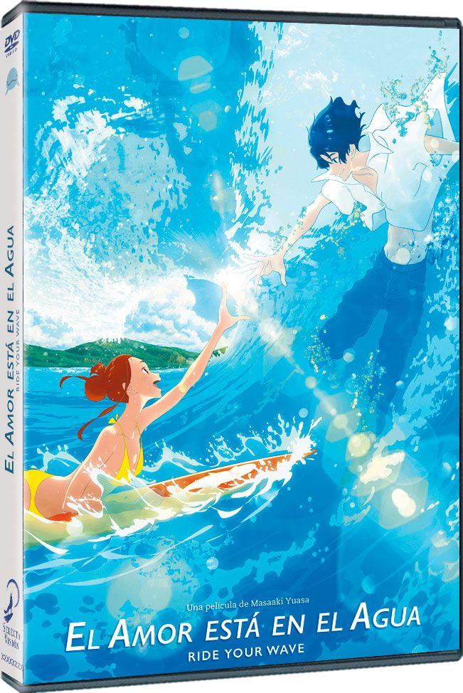'El Amor está en el Agua' llegará en Blu-ray y Dvd el 23 de septiembre • En tu pantalla