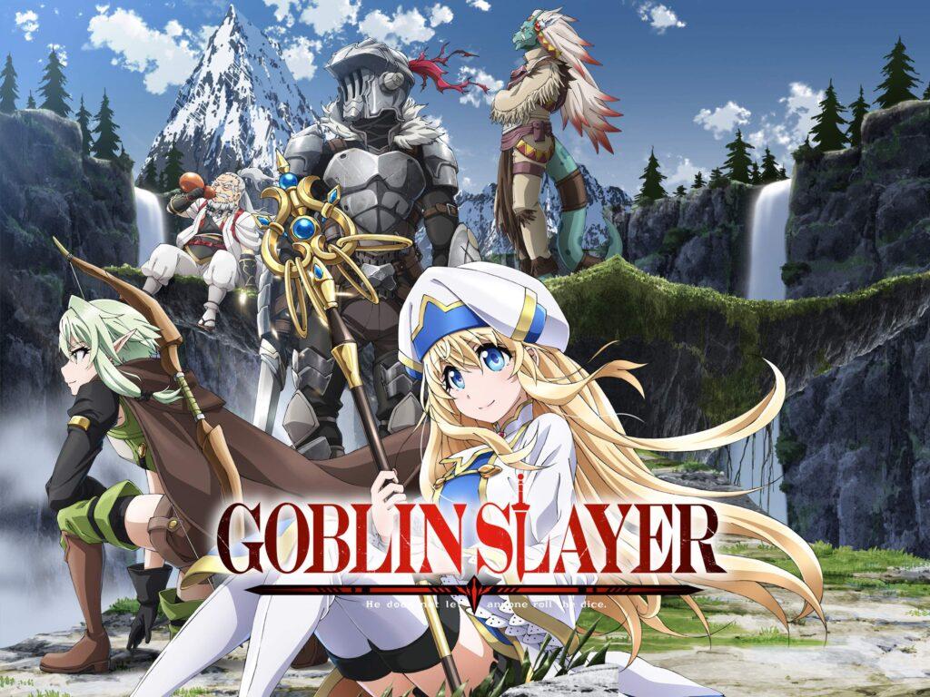 'Goblin Slayer' llegará en Blu-ray y Dvd el 23 de septiembre • En tu pantalla