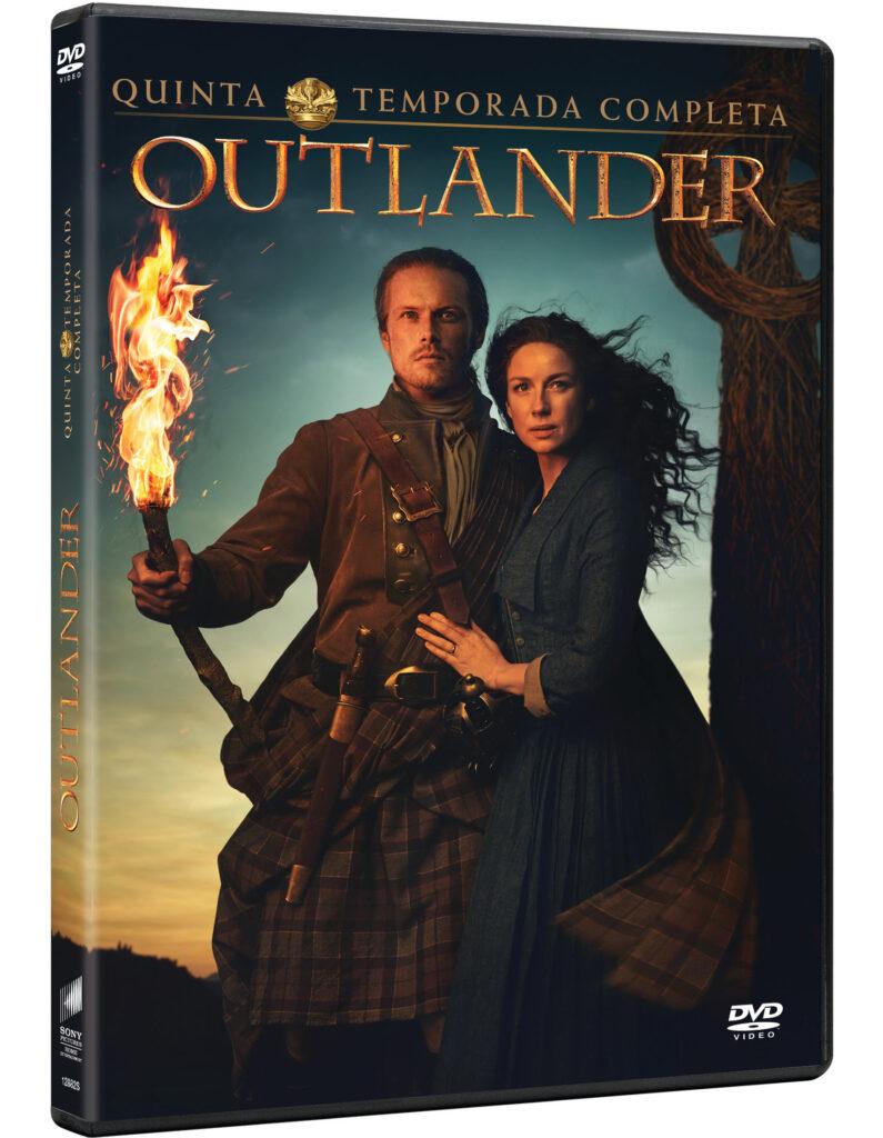 'Outlander: Temporada 5' llegará en Blu-ray y Dvd el 16 de septiembre • En tu pantalla