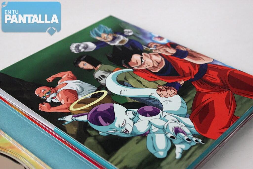 'Dragon Ball Super: Box 9': Un vistazo a la edición Blu-ray de Selecta Visión • En tu pantalla