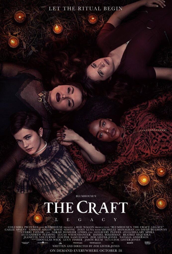 Póster de 'The Craft: Legacy'