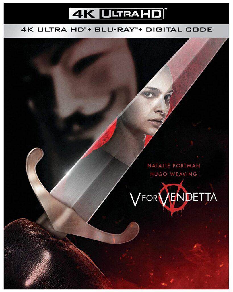 'V de Vendetta' llegará en 4K Ultra HD el 10 de noviembre • En tu pantalla