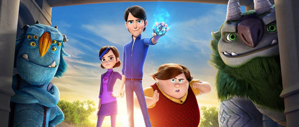 8 series de animación disponibles en streaming