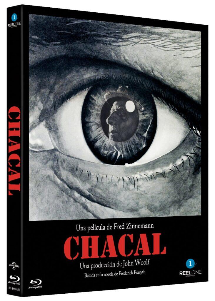 Carátula de 'Chacal', lanzamiento de Reel One para 2021 • En tu pantalla
