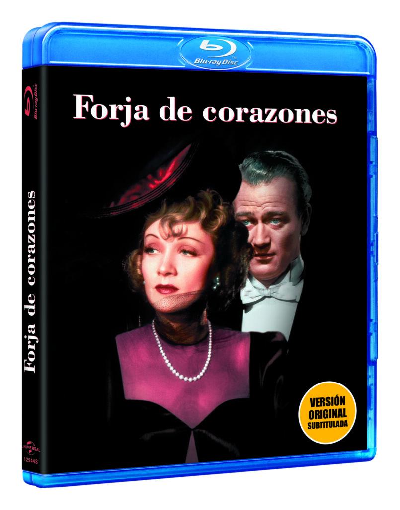 Clásicos de Universal en Blu-ray: 'La Mujer X', 'El Hombre de las Mil Caras',...
