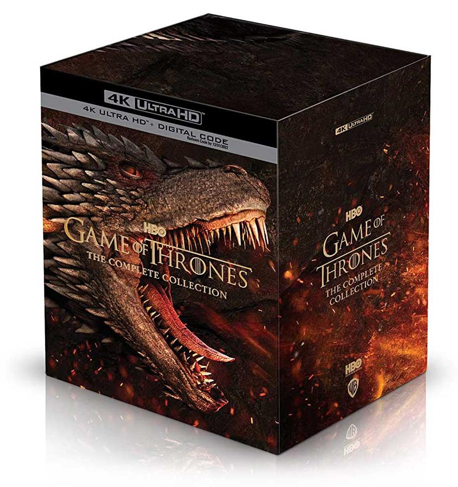 'Juego de tronos' llegará en 4K Ultra HD el 10 de noviembre • En tu pantalla