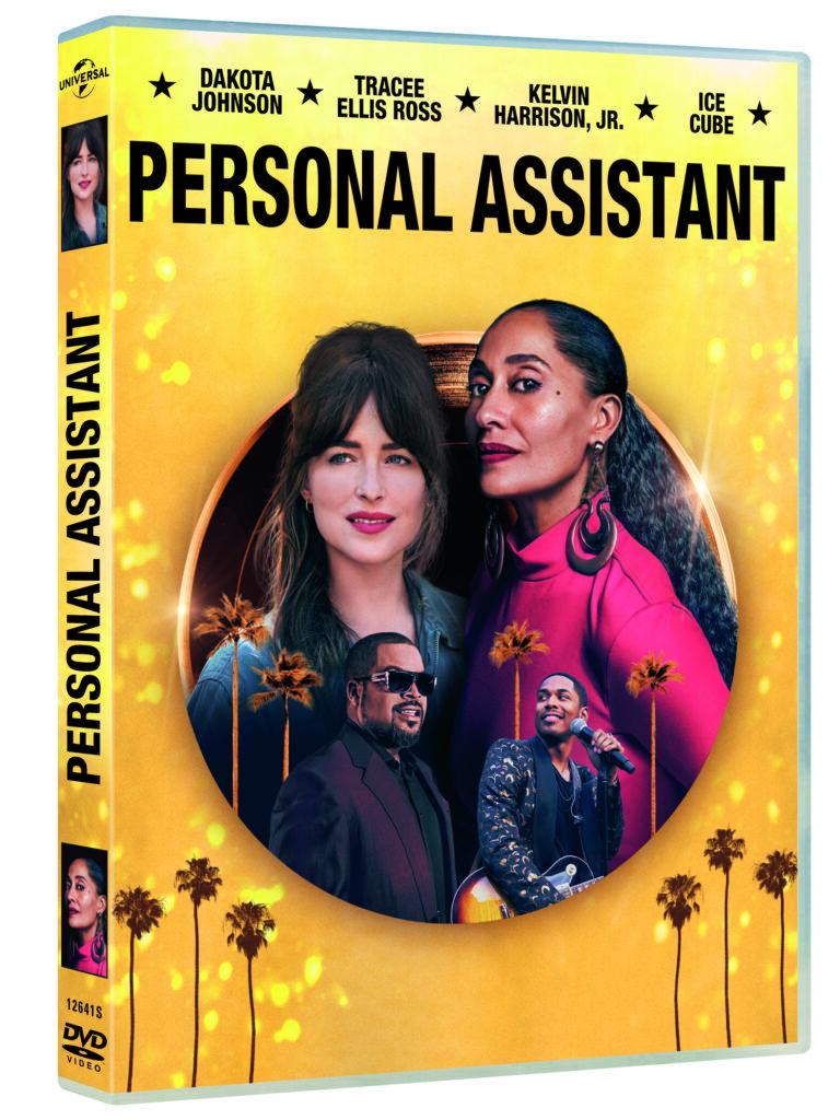 'Personal Assistant' en Blu-ray y Dvd el 21 de octubre • En tu pantalla
