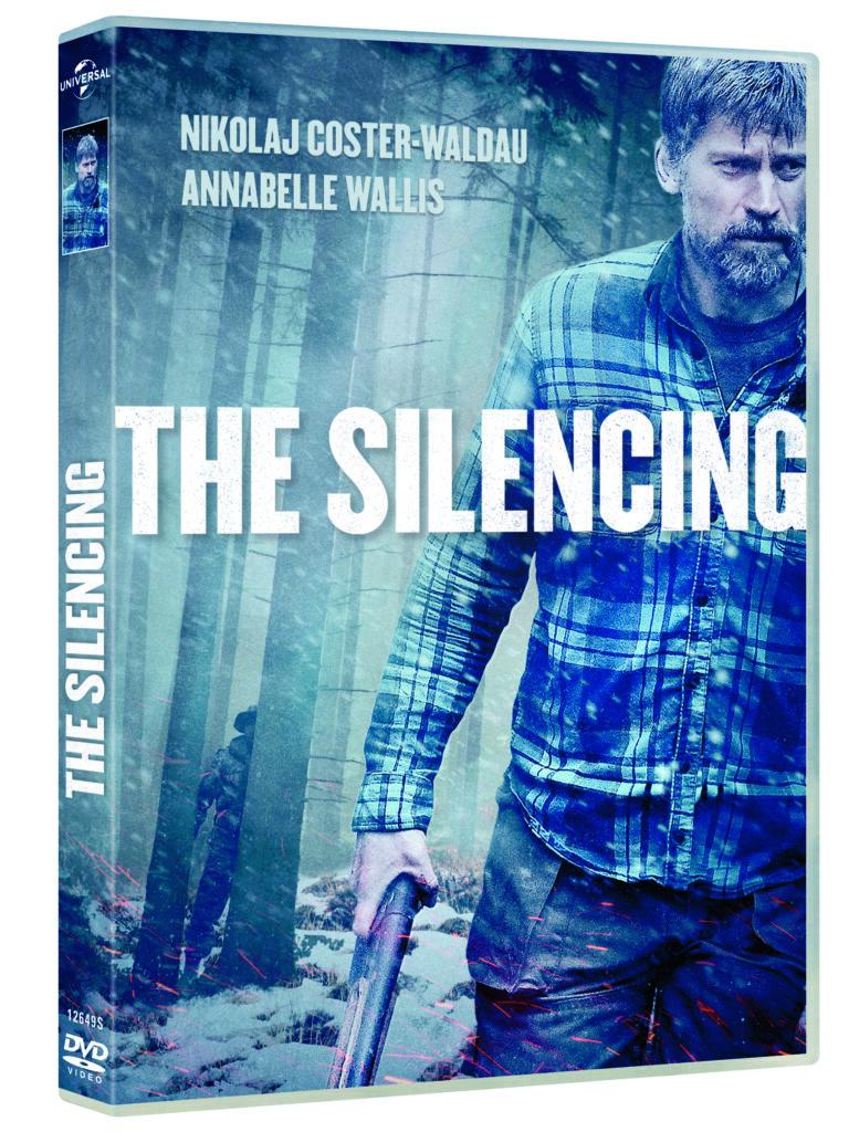 Carátula de 'The Silencing'. (Fuente: Sony Home Video)