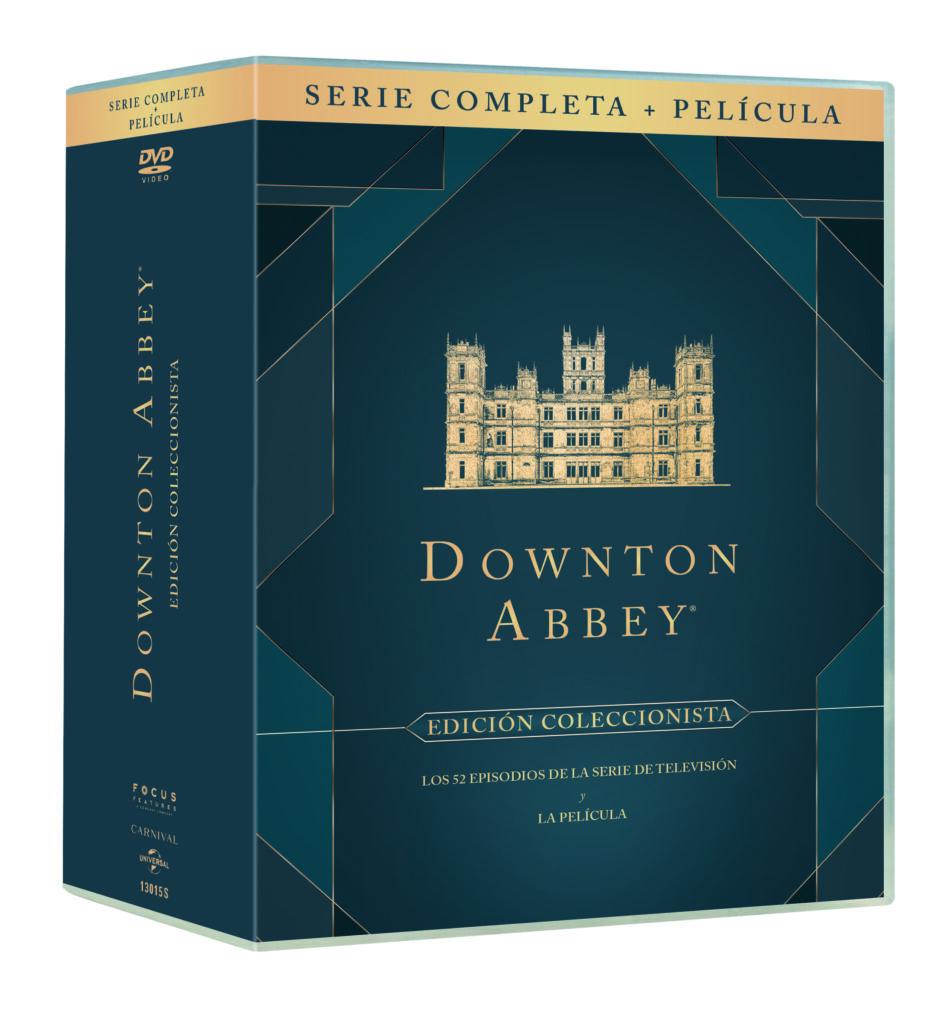 'Downton Abbey' al completo en Dvd y Blu-ray el 7 de octubre • En tu pantalla