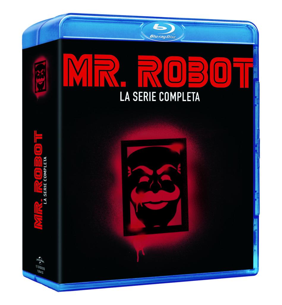 'Mr. Robot: La serie completa' en Dvd y Blu-ray el 7 de octubre • En tu pantalla