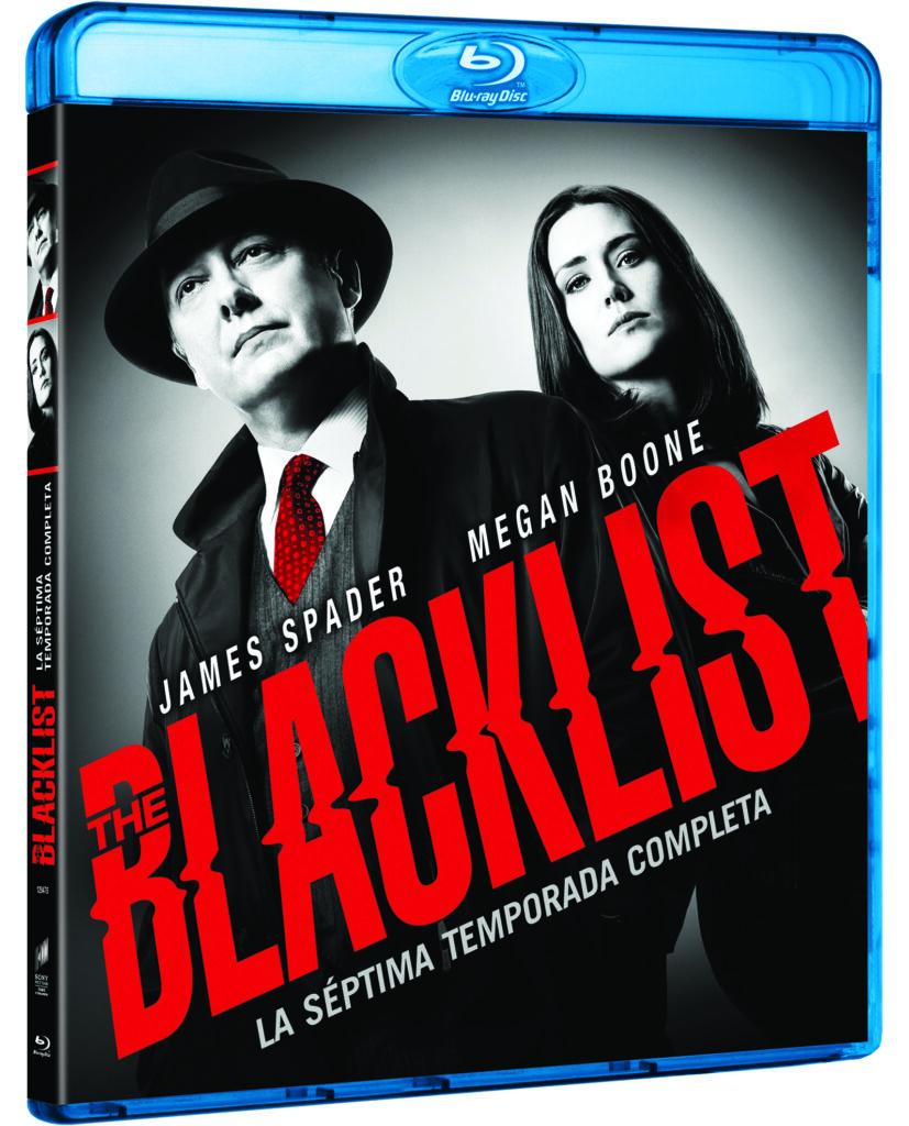 'The Blacklist: Temporada 7' llega en Blu-ray y Dvd el 7 de octubre • En tu pantalla
