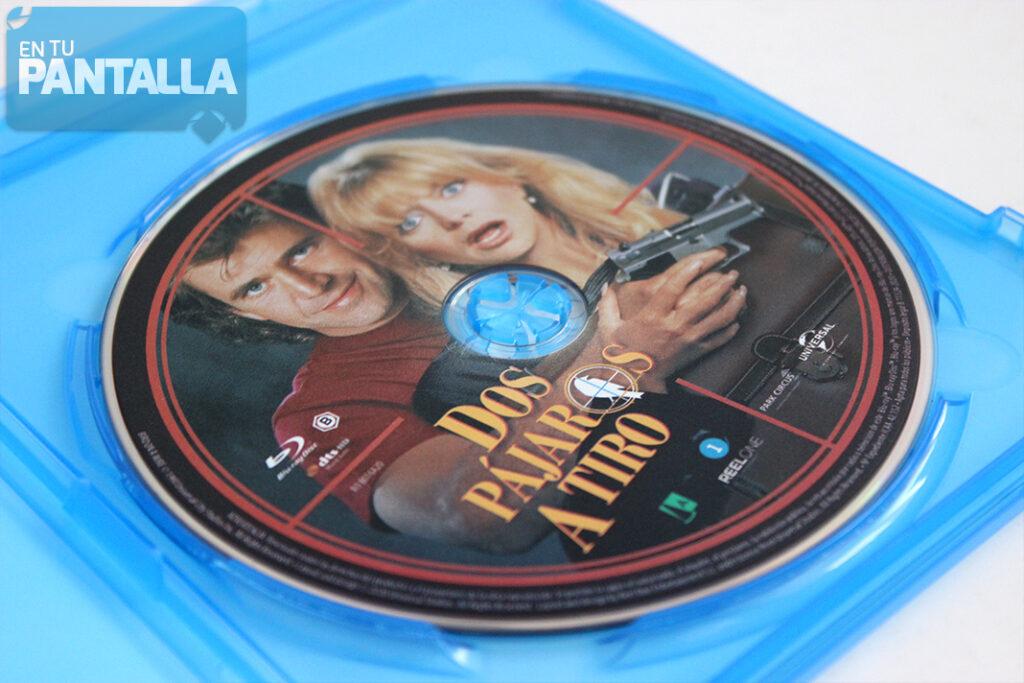 Análisis Blu-ray: 'Dos pájaros a tiro', por primera vez en Blu-ray • En tu pantalla
