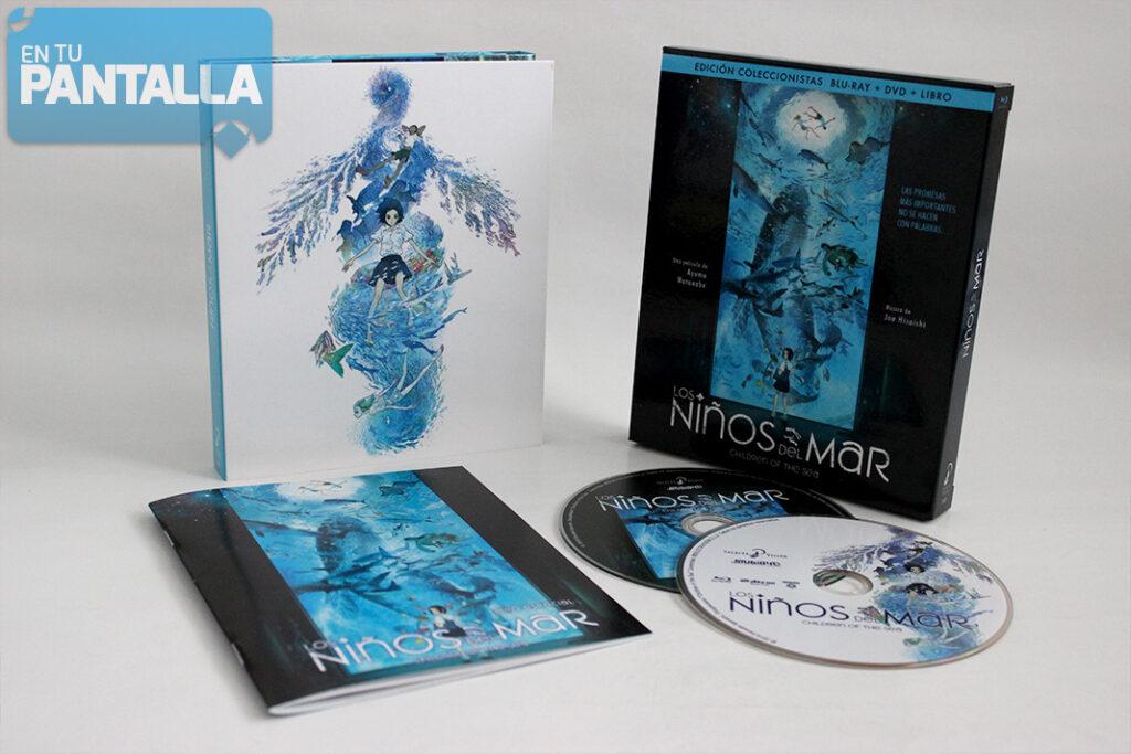 'Los niños del mar': Un vistazo a la edición Blu-ray de Selecta Visión • En tu pantalla