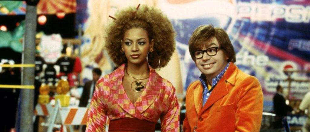 Beyoncé y sus ocho interpretaciones en la gran pantalla • En tu pantalla