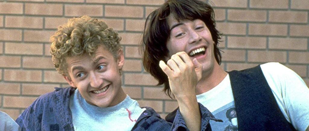 Keanu Reeves y ocho películas que han marcado su carrera • En tu pantalla