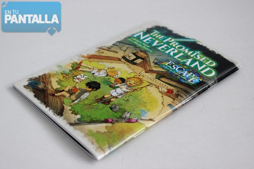 'The Promised Neverland': Norma Editorial lanza una edición especial • En tu pantalla