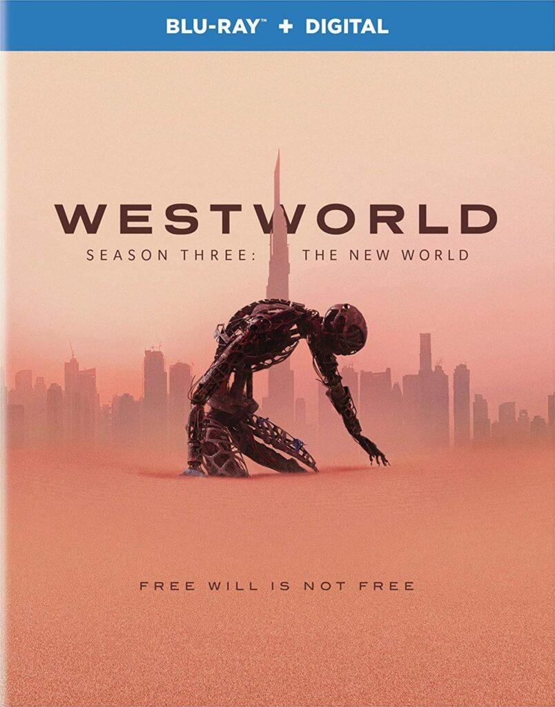 Carátula de EE.UU. de la 3ª temporada de 'Westworld'