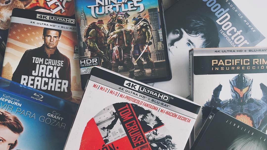 El formato Blu-ray se impone al Dvd y el 4K Ultra HD arranca fuerte • En tu pantalla