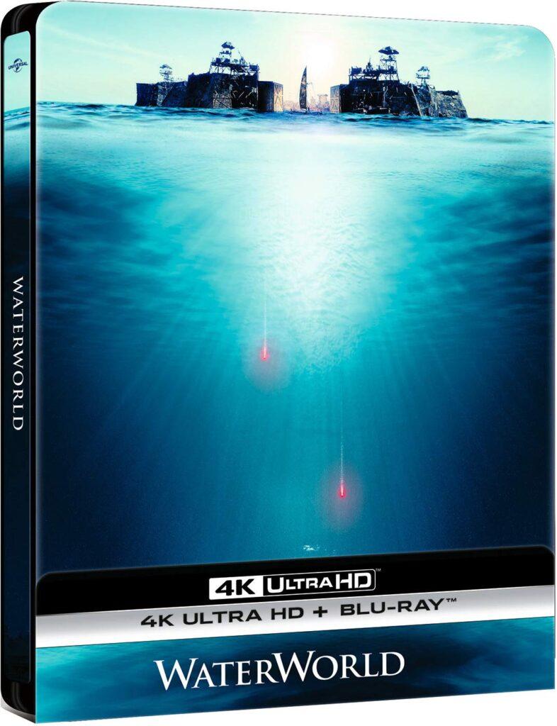 'Waterworld' en steelbook 4K Ultra HD el 26 de noviembre • En tu pantalla