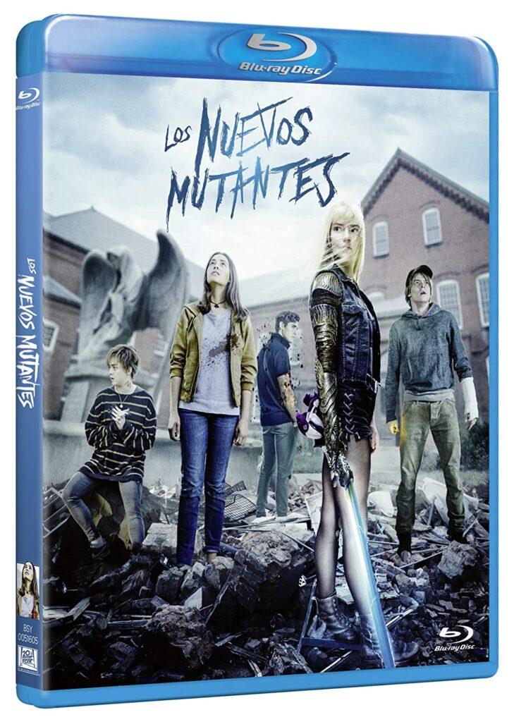 'Los Nuevos Mutantes' en Blu-ray y Dvd el 18 de diciembre • En tu pantalla