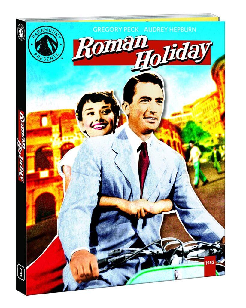 'Vacaciones en Roma' finalmente llega en Blu-ray • En tu pantalla