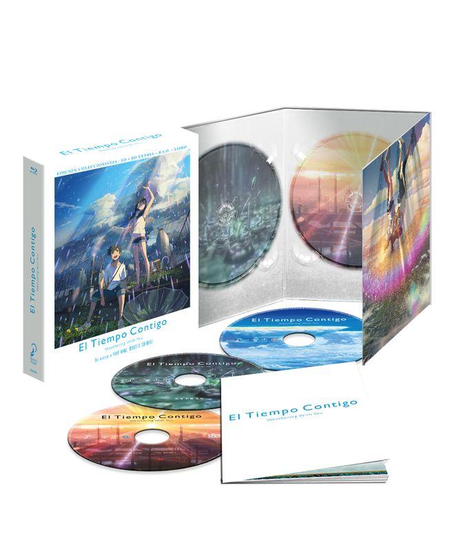 'El Tiempo Contigo' en Blu-ray y Dvd el 20 de noviembre • En tu pantalla