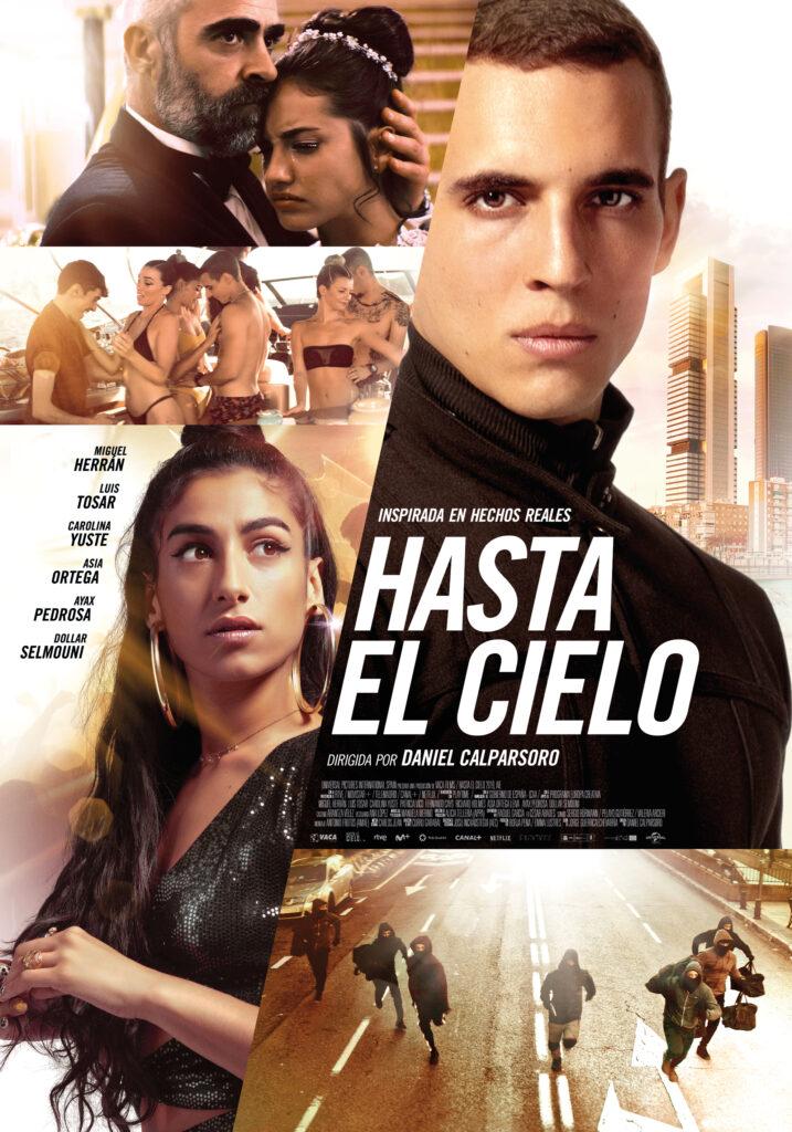'Hasta el cielo': Tráiler de la nueva película de Daniel Calparsoro • En tu pantalla