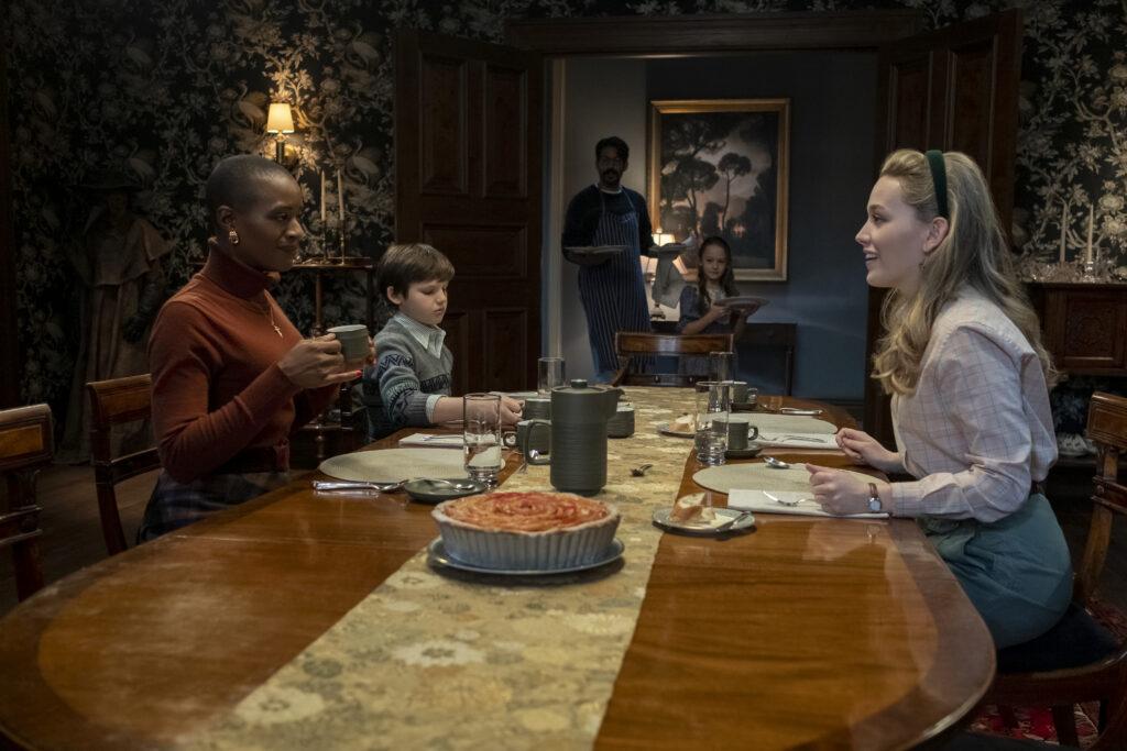 'La maldición de Bly Manor'. (Fuente: Netflix)