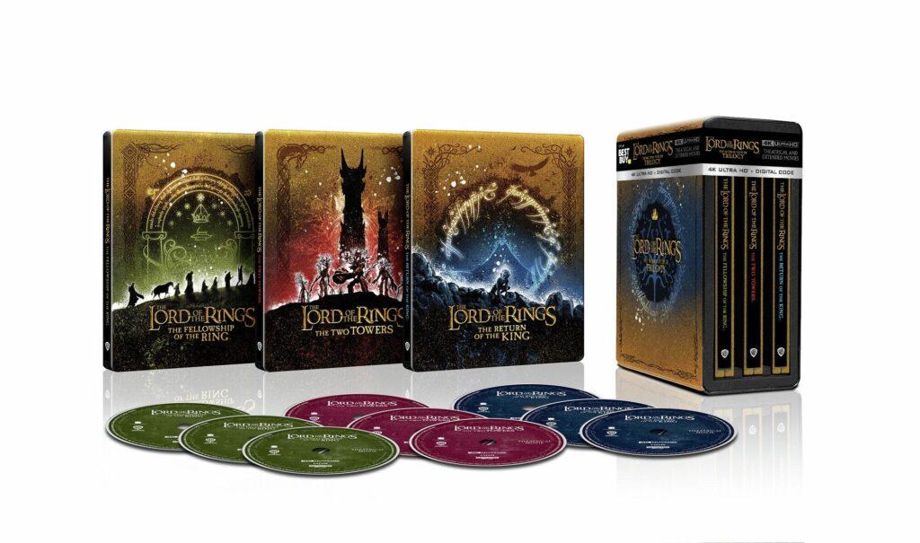 'El Señor de los Anillos' y 'El Hobbit' en 4K Ultra HD en 2020 • En tu pantalla