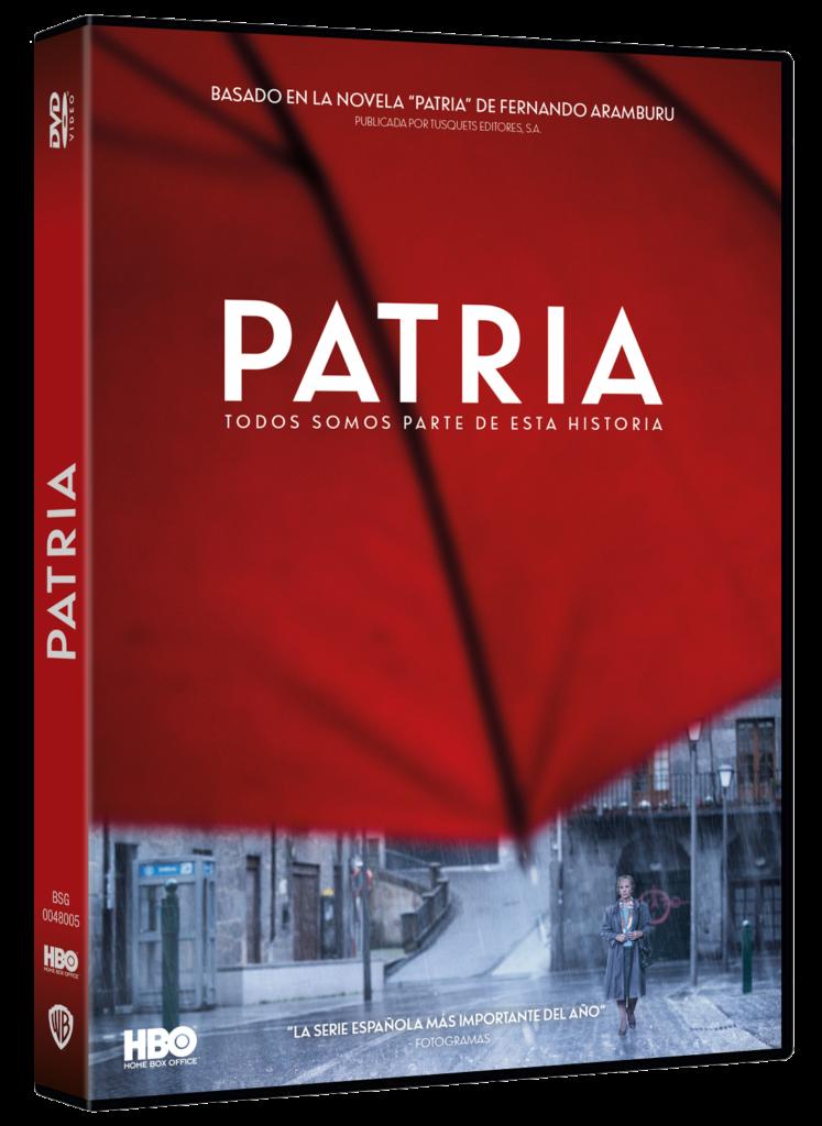 'Patria' llegará en Blu-ray y Dvd el 2 de diciembre • En tu pantalla