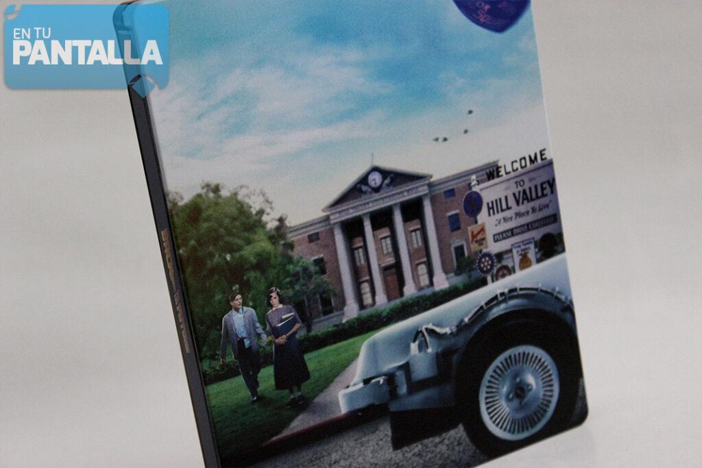 'Regreso al futuro': Un vistazo a la edición 4K Ultra HD de la trilogía • En tu pantalla