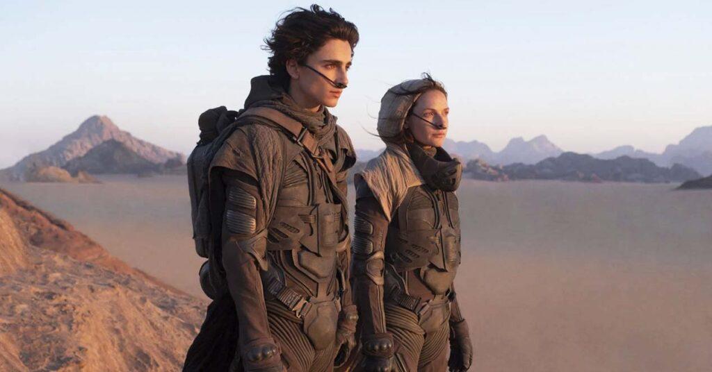 'Dune': Norma Editorial lanzará la novela gráfica el 27 de noviembre • En tu pantalla