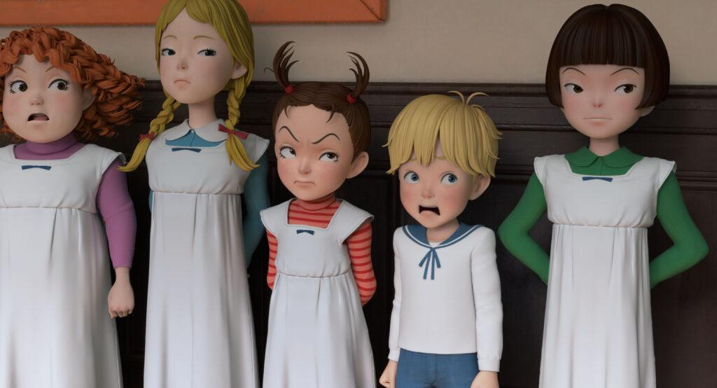 'Earwig y la Bruja' llegará a España en 2021 de la mano de Vértigo • En tu pantalla
