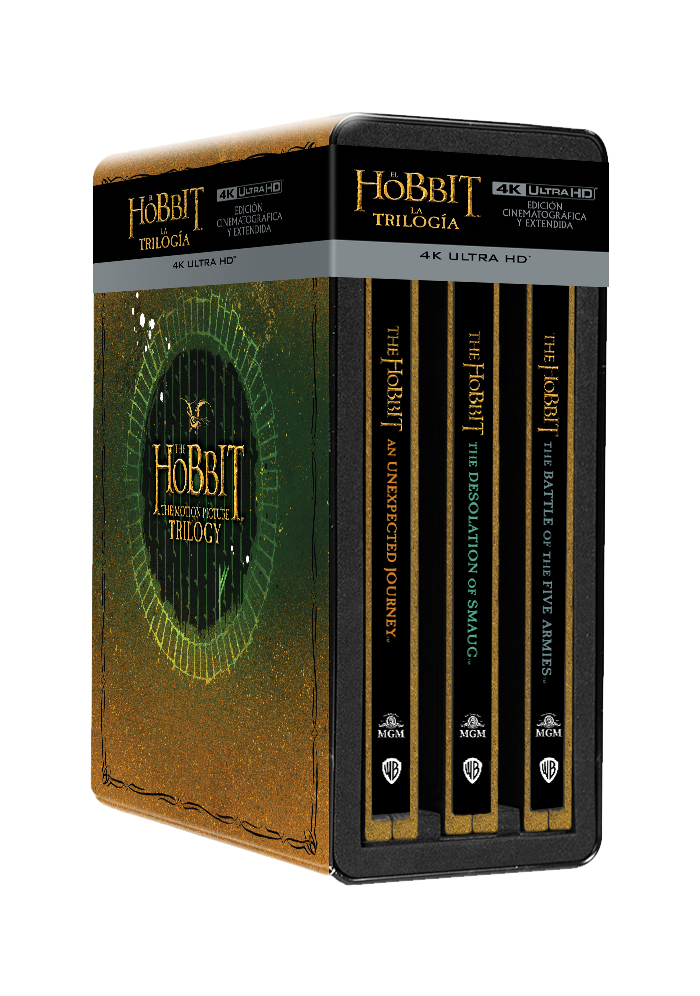 'El Hobbit' en 4K Ultra HD el 2 de diciembre • En tu pantalla