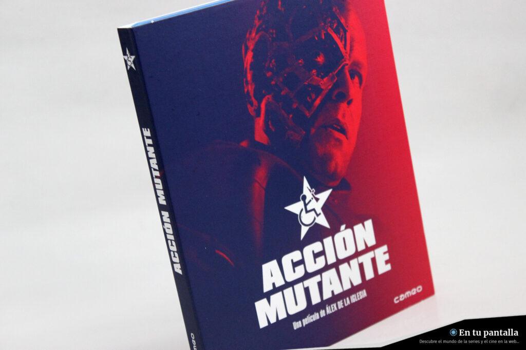 Análisis Blu-ray: 'Acción Mutante', por primera vez en Blu-ray • En tu pantalla