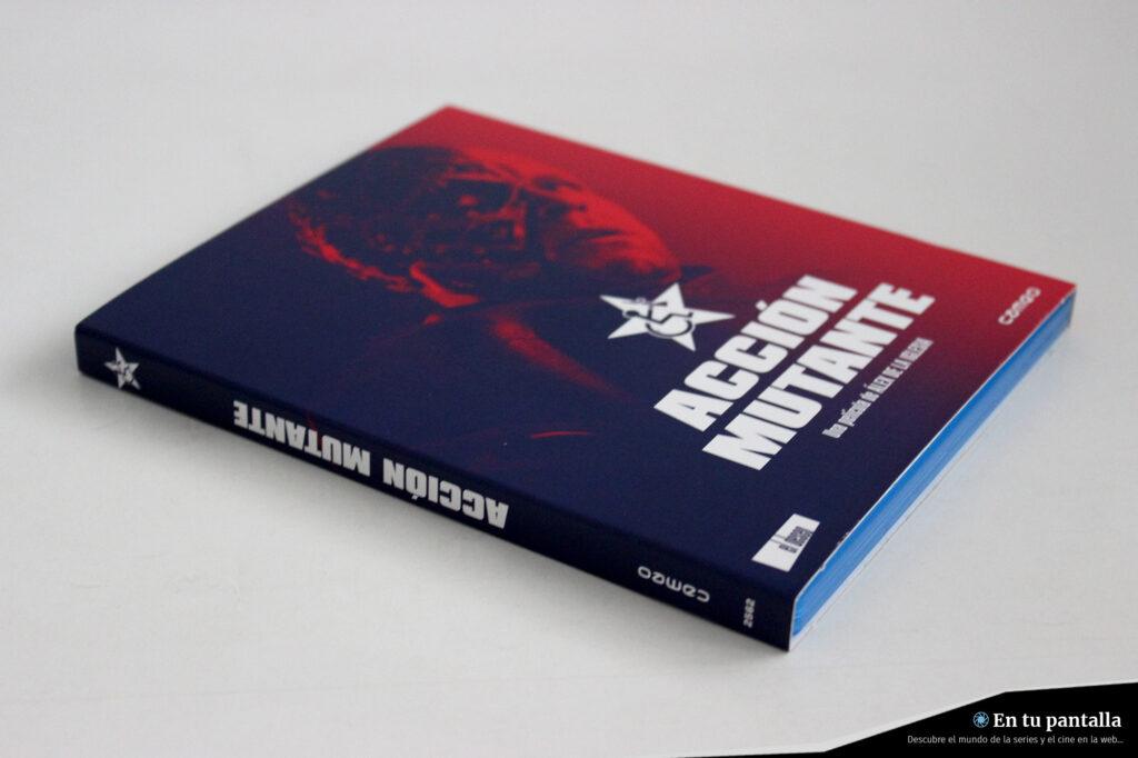 Edición Blu-ray de 'Acción Mutante'. (Fuente: En tu pantalla)