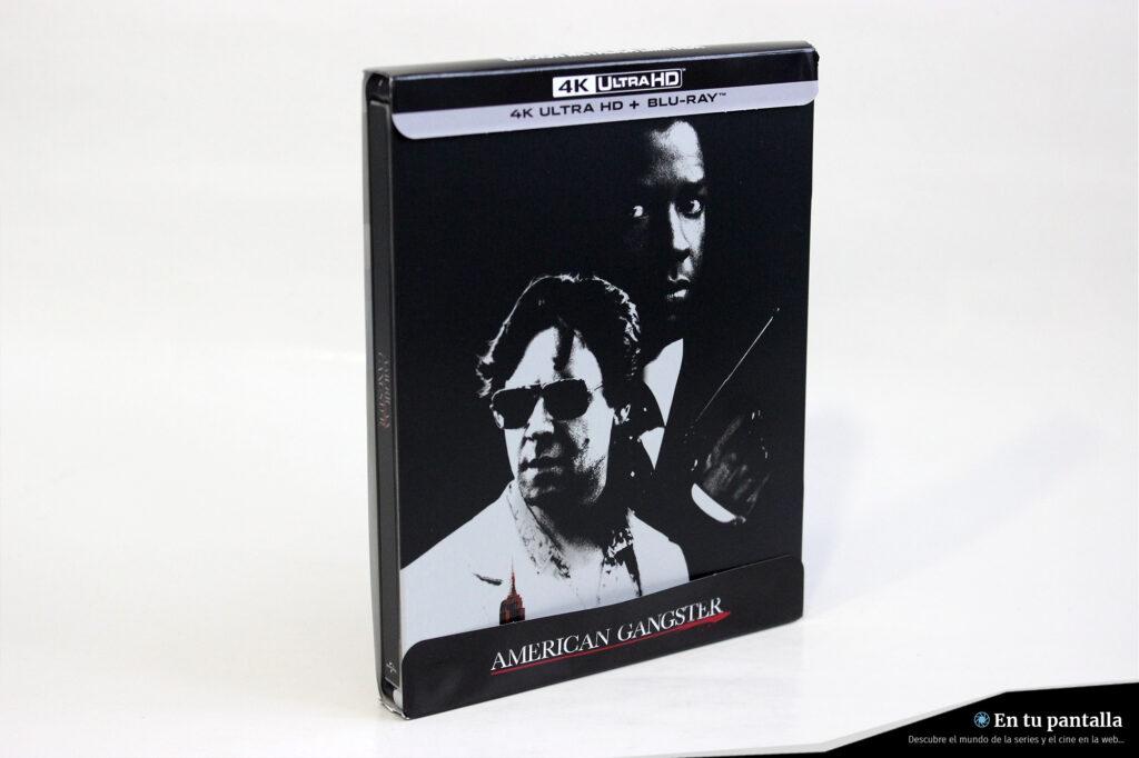 'American Gangster': Un vistazo al steelbook 4K Ultra HD • En tu pantalla