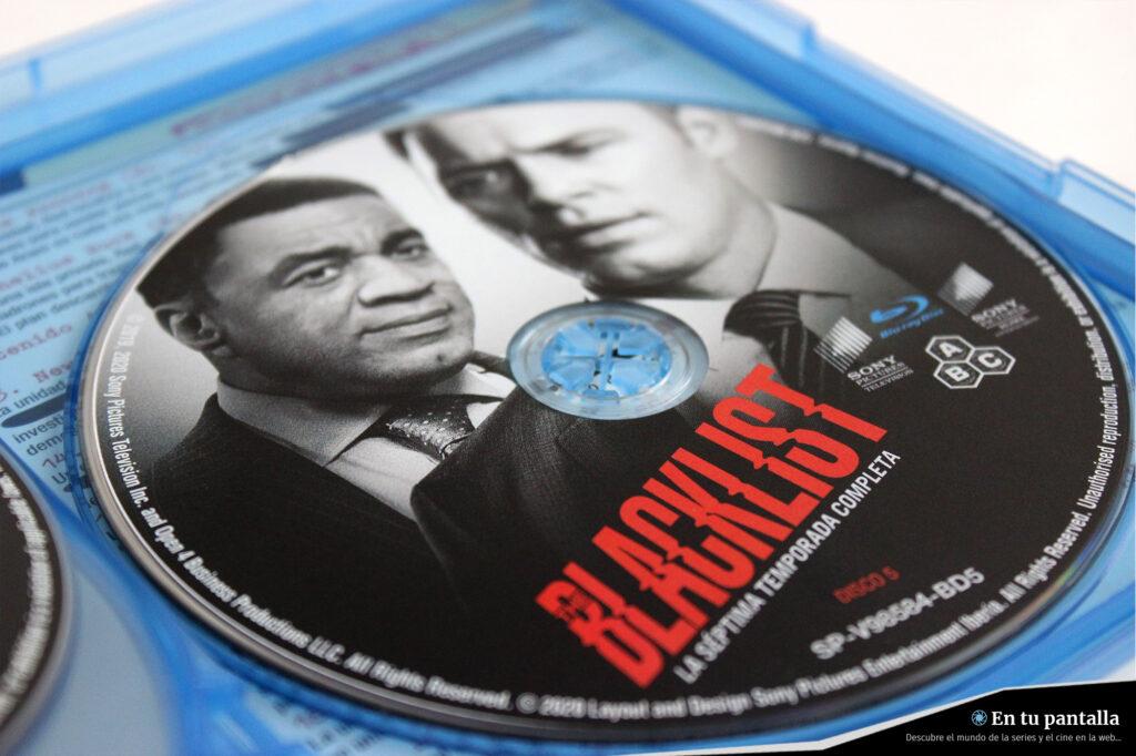 'The Blacklist, Temp. 7', un vistazo al Blu-ray de la adictiva serie • En tu pantalla
