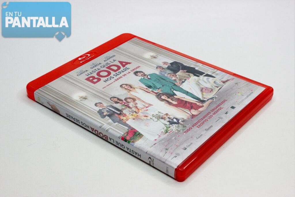 Análisis Blu-ray: 'Hasta que la boda nos separe', una comedia un tanto loca • En tu pantalla