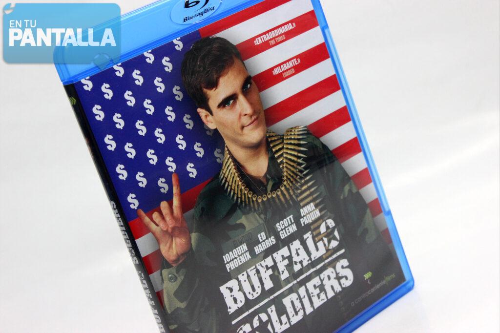 Análisis Blu-ray: 'Buffalo Soldiers', se lanza en HD por primera vez • En tu pantalla