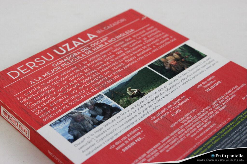 Análisis Blu-ray: 'Dersu Uzala', una nueva película de Kurosawa de la mano de A Contracorriente • En tu pantalla