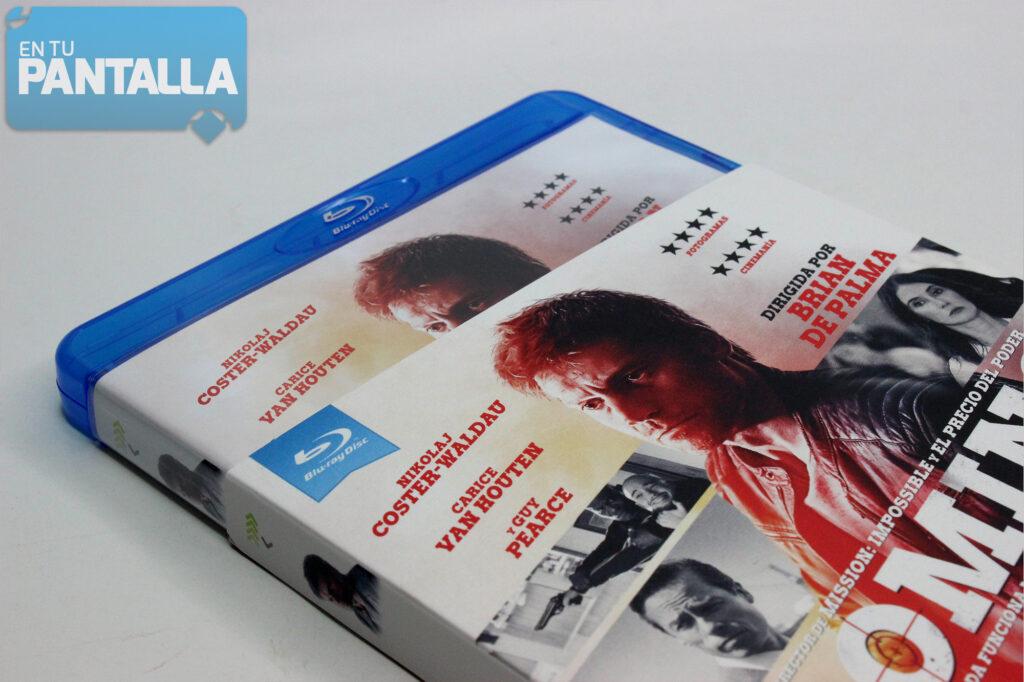 Análisis Blu-ray: 'Domino', Brian De Palma is back • En tu pantalla