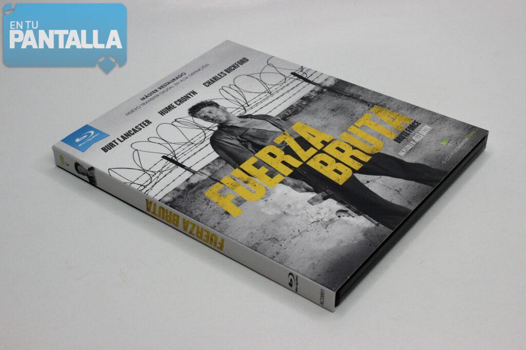 Análisis Blu-ray: 'Fuerza Bruta', una aventura con Burt Lancaster • En tu pantalla