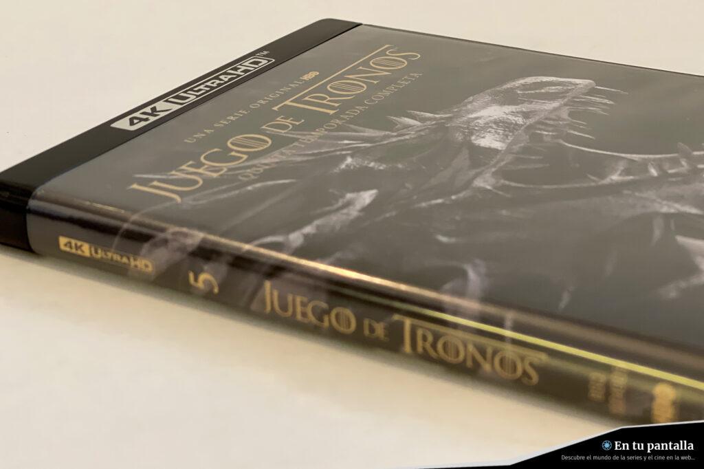 'Juego de tronos': Un vistazo al pack 4K Ultra HD con toda la serie • En tu pantalla